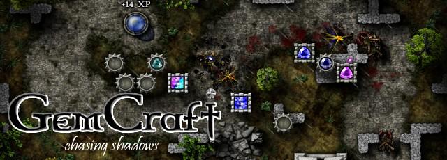 GemCraft: Chasing Shadows