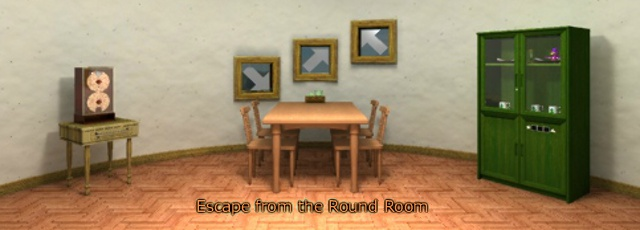 Escape from the Round Room