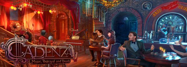Cadenza: Music, Betrayal and Death