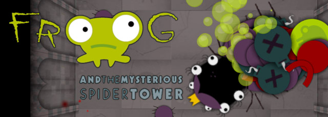 Froog and the Mysterious Spider Tower
