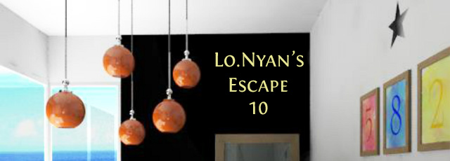 Lo.Nyan's Room Escape 10