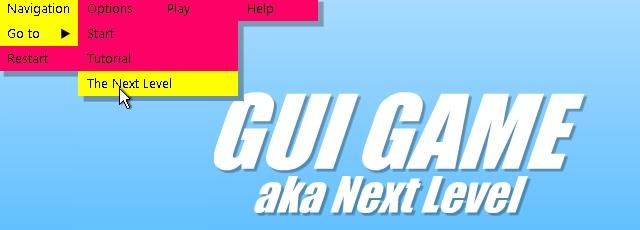 GUI Game