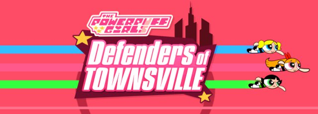 Powerpuff Girls: Defenders of Townsville