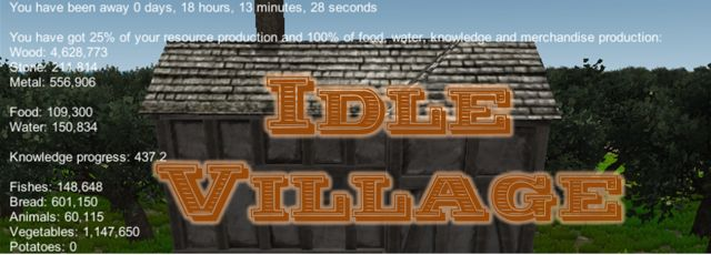 Idle Village