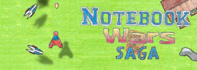 Notebook Wars Saga