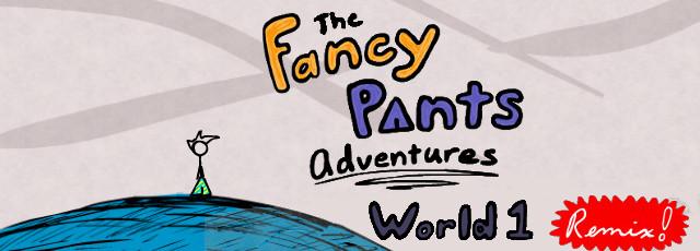 Fancy Pants Adventure: World 1 Remix