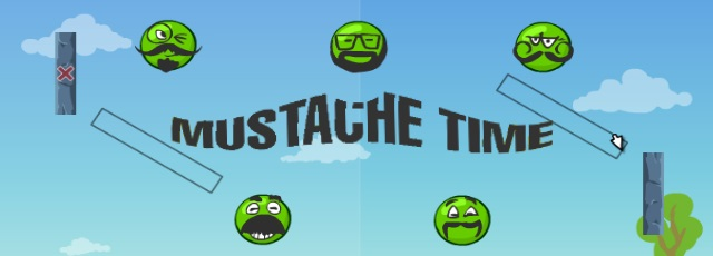 mustache-time