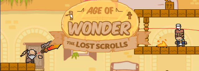 Age of Wonder: Scrolls