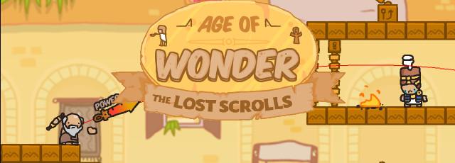 Age of Wonder: Scrolls