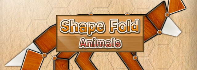 Shape Fold Animals