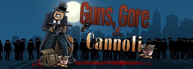 Guns, Gore, and Cannoli