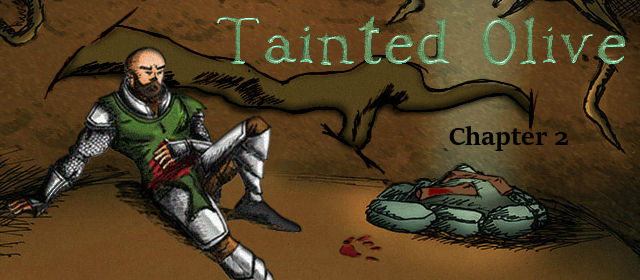 Tainted Olive: Chapter 2