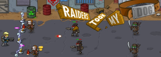 raiders took my dog
