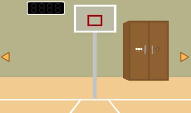 Basketball Game Escape