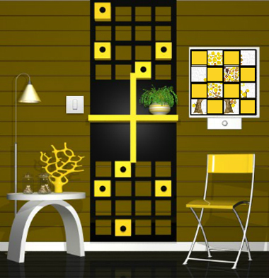 Color Room: Mustard Yellow