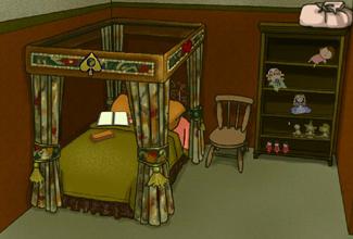 Dolls Mansion Escape