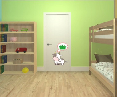 </p>  <p>Escape from a Little Mysterious Kids Room</p>  <p>