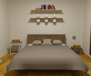 <br /> Gadget Room <br />