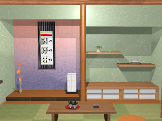 Japanese Style Room Escape