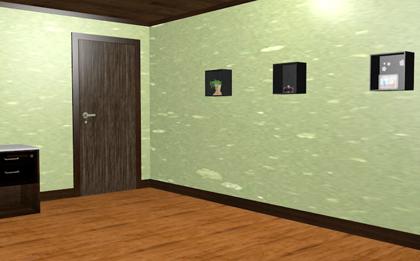 Mint Room Escape