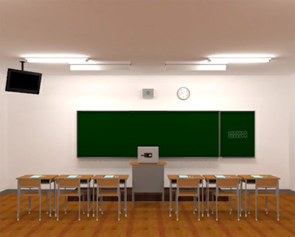 Mysterious Classroom