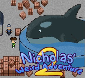 Nicholas' Weird Adventure 2