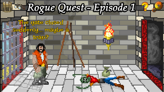 Rogue Quest - Episode 1