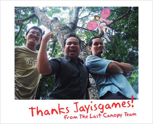The Last Canopy Team