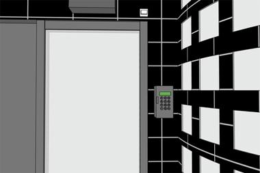 Vending Machine Room</p>  <p>