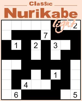 Classic Nurikabe Light