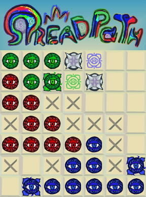 SpreadPath screen 1