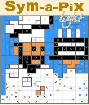 Sym-a-Pix Light