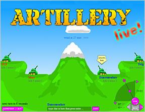 Artillery Live