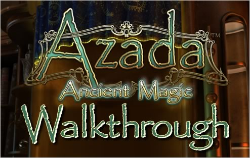 Azada 2 Ancient Magic Walkthrough