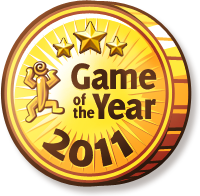 Game of the Year 2011