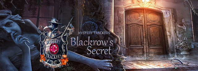 Mystery Trackers: Blackrow's Secret