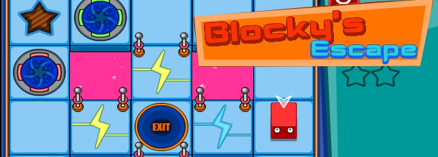 Blocky's Escape