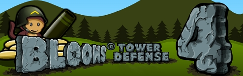Bloons Tower Defense 4 Walkthrough Tips Review