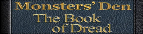 Monsters' Den: Book of Dread