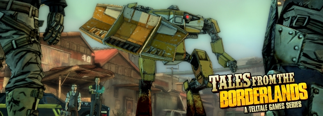 Tales from the Borderlands: Episode One