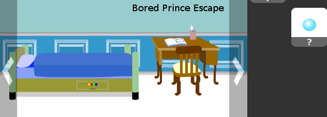 Bored Prince Escape