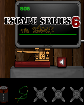 Escape Series #6: The Shack