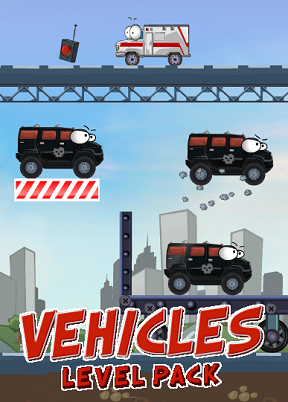 Vehicles Level Pack