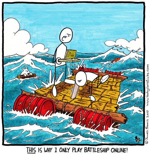 Babylon Sticks: High Sea Hijinx comic