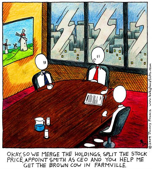 Babylon Sticks: Deal? comic
