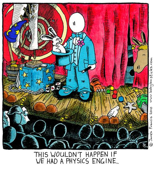 Babylon Sticks: It's A Kinda Magic comic