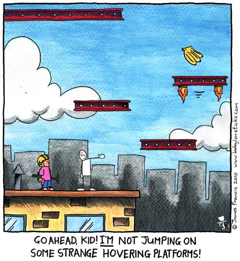 Babylon Sticks: Go Ahead, Kid comic