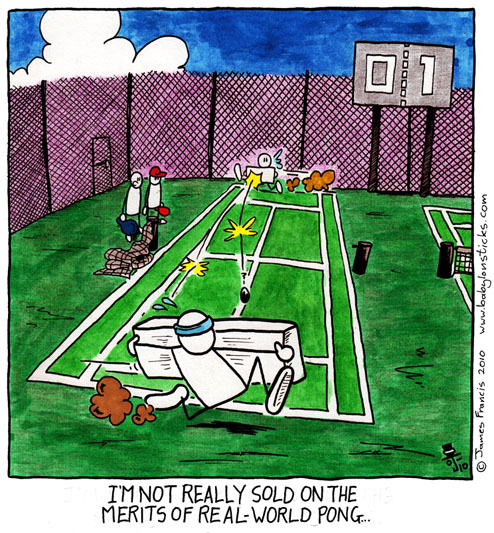 Babylon Sticks: Hit the Courts comic