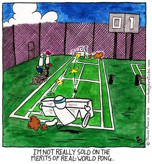 Babylon Sticks: Hit the Courts comic