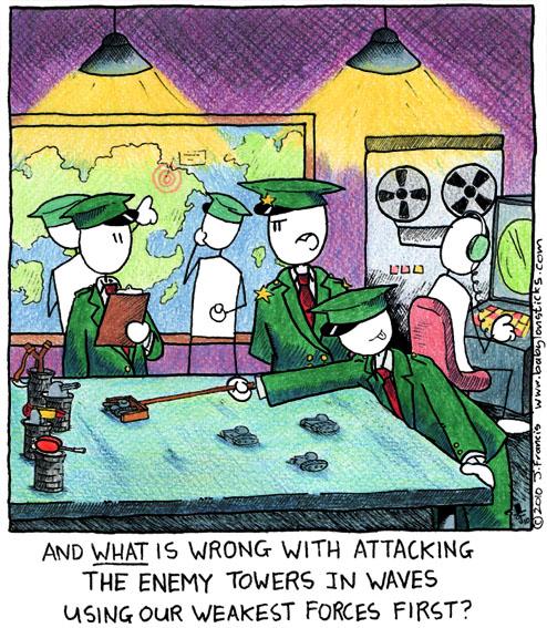 Babylon Sticks: Tactics comic